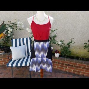 Target Peter Pilotto Pencil & Flare Skirt